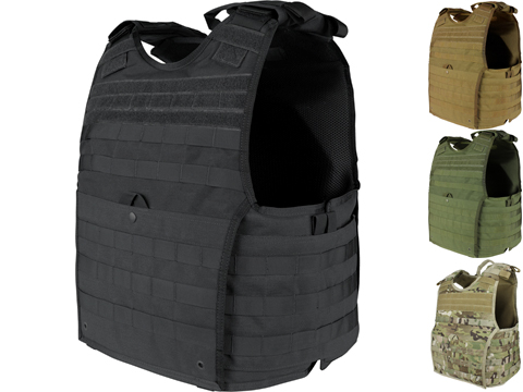 Condor EXO Plate Carrier Gen. II (Color: Black / Small - Medium)