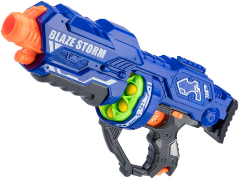 Blaze Storm 7116 Battery Operated Foam Ball Blaster