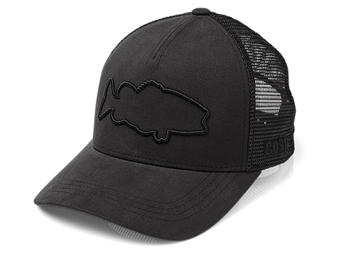 Costa Del Mar Stealth Bass Snapback Hat (Color: Black)