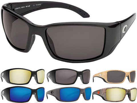 Costa Del Mar - Blackfin Polarized Sunglasses