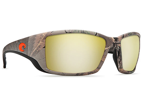 Costa Del Mar - Blackfin Polarized Sunglasses (Color: BlaReal Tree Xtra Camo / 580p Silver)