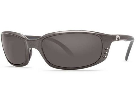 Costa Del Mar - Brine Polarized Sunglasses (Color: Gunmetal Gray / 580p Gray)