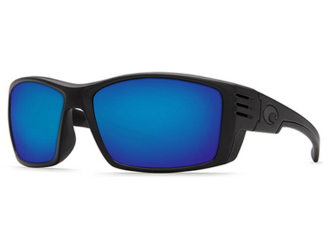 5114bb54e55 Costa Del Mar - Cortez Polarized Sunglasses (Color  Blackout   580g ...