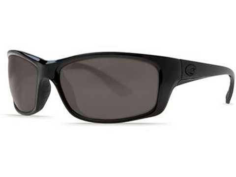 Costa Del Mar - Jose Polarized Sunglasses (Color: Blackout / 580p Gray)