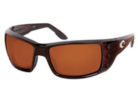 Costa Del Mar - Permit Polarized Sunglasses (Color: Tortoise / 580g Copper)
