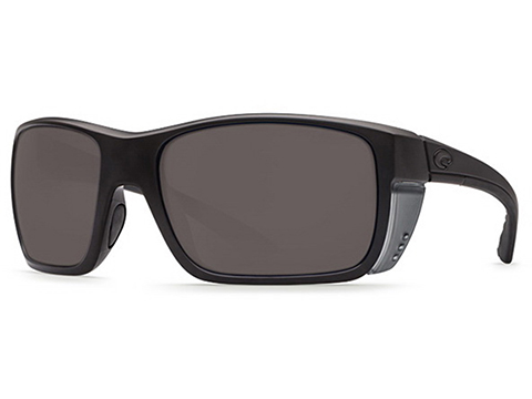 Costa Del Mar - Rooster Polarized Sunglasses (Color: Blackout / 580g Gray)