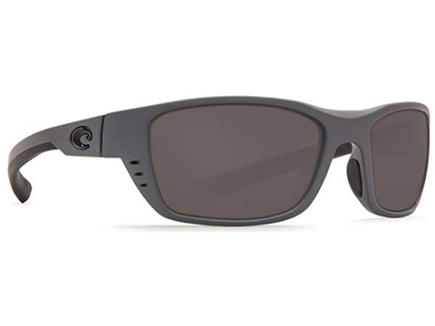Costa Del Mar - Whitetip Polarized Sunglasses (Color: Matte Gray / 580p Gray)