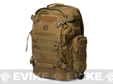 Cannae Phalanx Duty Day Pack with Helmet Carry (Color: Coyote)