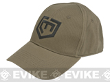 Cannae Logo Ball Cap (Color: Coyote)