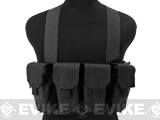 Matrix Assault Chest Rig - Black