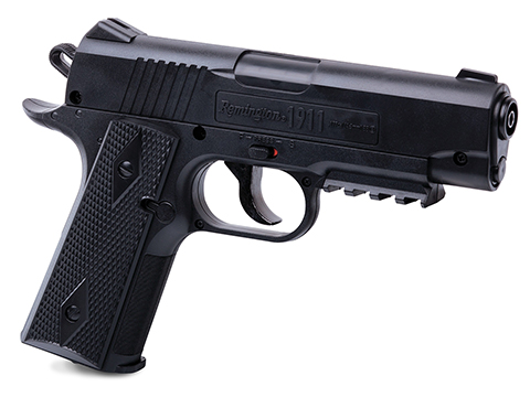 Crosman Remington 1911 CO2 Powered Semi-Auto .177 cal BB Air Pistol