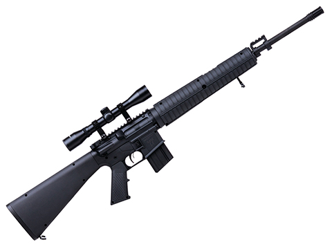 DPMS Classic A4 Nitro Piston Powered Air Rifle with Centerpoint 4x32 Scope