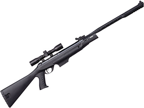Crosman Diamondback SBD Nitro Piston .177 Break Barrel Air Rifle 4x32 Scope (.177 Caliber Air Gun)