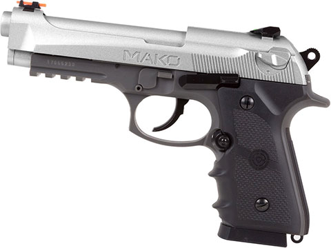 Crosman Mako CO2 Powered Semi-Auto Blowback .177 cal BB Air Pistol (4.5mm AIRGUN NOT AIRSOFT)