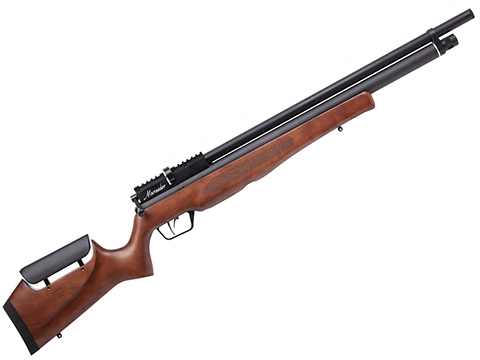 Marauder PCP Air Rifle with Lothar Walther Barrel and Adjustable Hardwood Stock (.177 cal Air Gun)