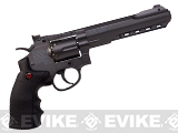 Crosman SR 357 CO2 Powered Revolver (.177 AIRGUN NOT AIRSOFT) - Black