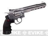 Crosman SR 357 CO2 Powered Revolver (.177 AIRGUN NOT AIRSOFT) - Silver