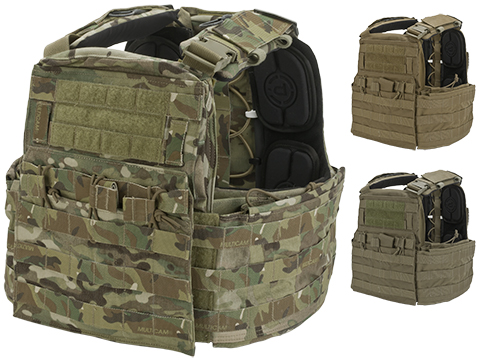 Crye Precision CAGE Plate Carrier and Plate Pouch Set