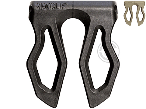 Crye Precision Mag Clip Magazine Retention Device - Set of 3 (Color: Black)