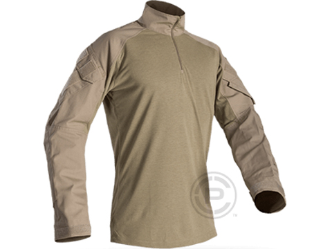 Crye Precision G3 Combat Shirt (Color: Khaki / Medium/Regular)
