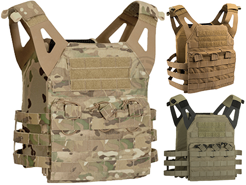 Crye Precision Jumpable Plate Carrier JPC (Color: Multicam / Medium)