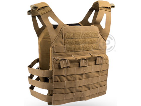 Crye Precision Jumpable Plate Carrier JPC (Color: Coyote / Medium)