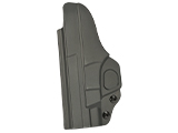 CYTAC In Waist Band Molded Holster (Model: M&P Shield Pistols)