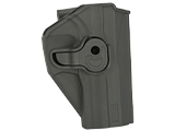 Cytac Hard Shell Adjustable Holster for USP and USP-C Pistols (Mount: Belt / Black)