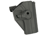 Cytac Hard Shell Adjustable Holster for USP and USP-C Pistols (Mount: MOLLE Mount / Black)