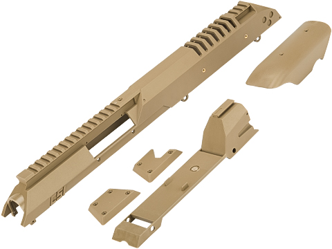 CSI XR-5 AEG Replacement Body Kit (Color: Tan)