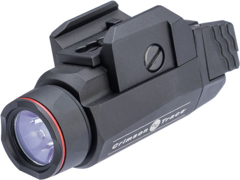 Crimson Trace Rail Master® Universal Tactical Weapon Light (Model: CMR-208 / 420 Lumens)