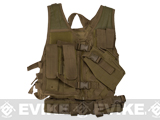 NcStar VISM Children's Tactical Vest (Color: Tan)