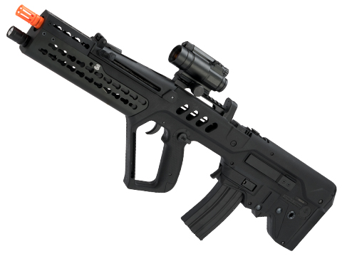 Evike.com Custom IWI Licensed Competition Tavor TAR-21 w/ Keymod Handguard & LED Light