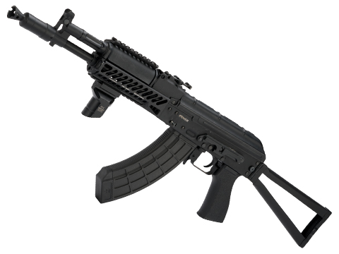 Evike.com Volk Class I Custom AK-104 w/Folding Stock Airsoft AEG