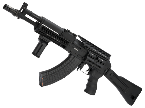 Evike.com Sarov Class I Custom AK-74 KTR w/Folding Stock Airsoft AEG