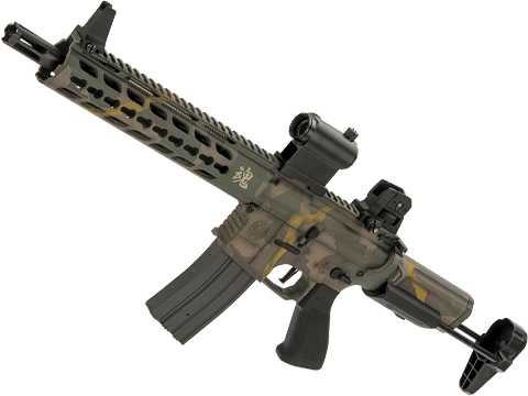 Black Sheep Arms Krytac Full Metal Alpha CRB Airsoft AEG Rifle (Foreign Camo)