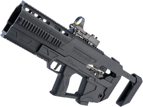 SRU 3D Printed PDW Carbine Kit for Hi-Capa Series Gas Blowback Airsoft Pistols