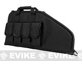 VISM 28 Sub Machinegun / Pistol Carbine Length Nylon Gun Bag (Color: Black)