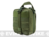 NcStar/VISM MOLLE Ready Rip-Away EMT pouch (Color: OD Green)