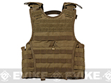 VISM / NcStar Expert Tactical Plate Carrier (Color: Tan / Small)