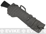 NcSTAR MOLLE Tactical Rifle / Shotgun Scabbard (Color: Urban Gray)