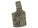 Matrix Hardshell Adjustable Holster for Glock ATP ACP Series Airsoft Pistols (Type: Flat Dark Earth / Drop Leg)