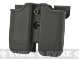 Matrix Hardshell Adjustable Magazine Holster for 1911 Series Pistol Mags (Mount: MOLLE Attachment)
