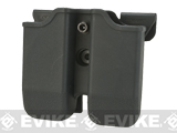Matrix Hardshell Adjustable Magazine Holster for Glock Series Pistol Mags - (Mount: MOLLE Attachment)