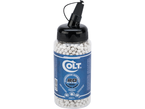 Colt Licensed Premium 6mm High Grade Precision Airsoft BBs