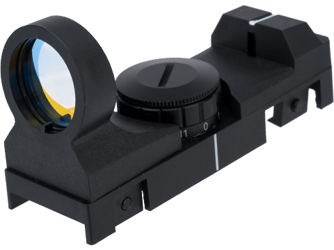 Swiss Arms Red Dot Reflex Sight (Color: Black)