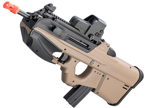 Cybergun / FN Herstal Licensed FN2000 Airsoft AEG Rifle (Package: Tan / 350FPS )
