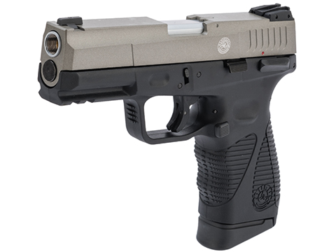 Taurus 24/7 G2 CO2 Gas Blowback Airsoft Pistol by Softair (Model: 328 FPS / Two-Tone)