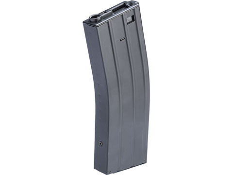 Cybergun Colt Licensed 400rd Metal FlashMag Magazine for M4 / M16 Series Airsoft AEG Rifles