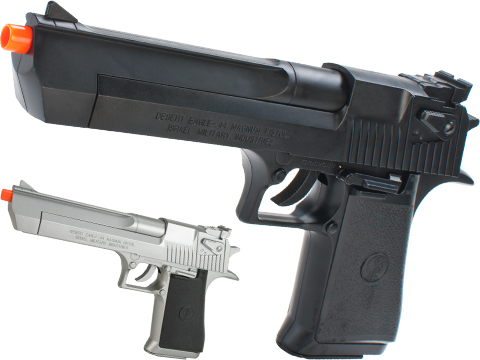(FREEDOM DEALS!) Desert Eagle Licensed Magnum 44 Airsoft Pistol